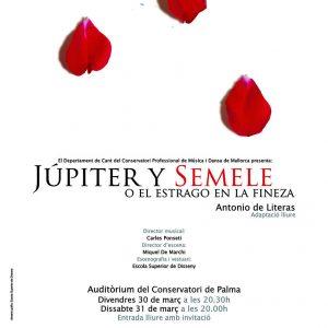 Sath Jupiter y semele