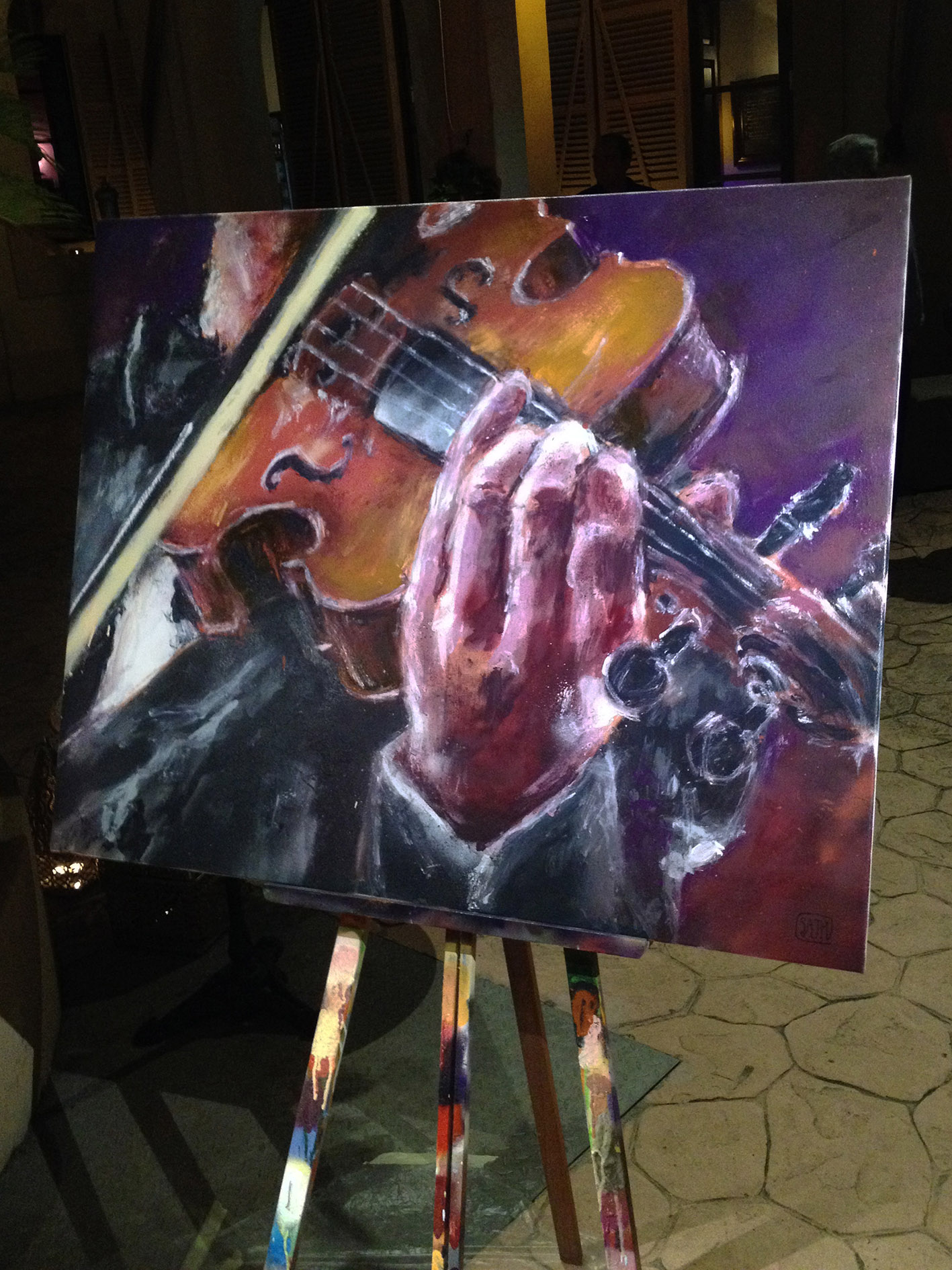 SATH violinista